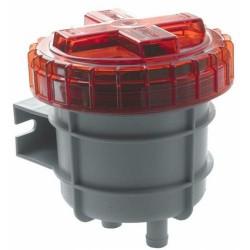Geurfilter voor dieselolie 38mm (1 ) slangaan