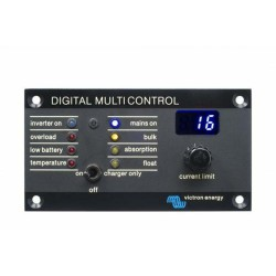 Digital Multi Control 200-200A