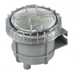 Filter koelwater slangaansluiting 31,8mm