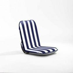 Comfort seat classic dark blue- white