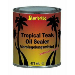 Tropical Teak Oil Sealer - Natural Light 473