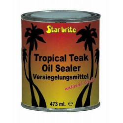 Tropical Teak Oil Sealer - Natural Light 950