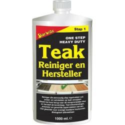 Teak Reiniger en Hersteller 1000 ml
