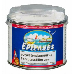 Epifanes Polyesterplamuur wit 500gr VE1