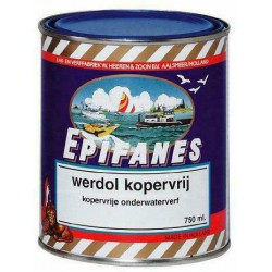 Werdol Kopervrij roodbruin 2L VE1