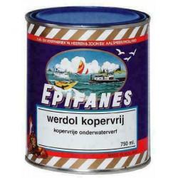 Werdol Kopervrij rood 750ml VE1