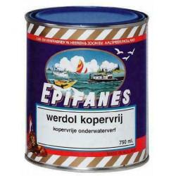 Werdol Kopervrij blauw 750ml VE1
