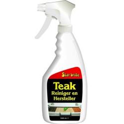Teak Reiniger en Hersteller (spray) 650 ml