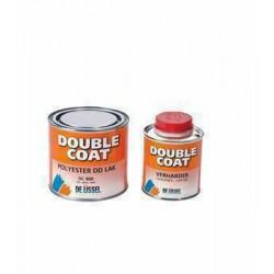 Double Coat 811 Licht Grijs 500 gram