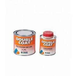 Double Coat 811 Licht Grijs 1000 gram