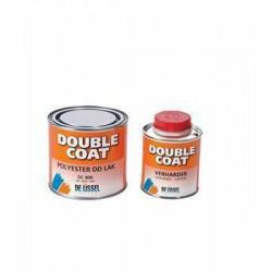 Double Coat 814 Zomer Geel 1000 gram