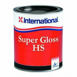 International SuperGloss Hs Pearl White 253 7