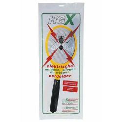 HG - Elektrische vliegenmepper - 47x16 cm
