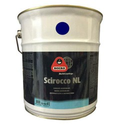 Boero Scirocco NL Dark Blue Antifouling 15 lt