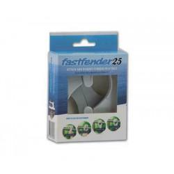 Fastfender 25 lichtgrijs