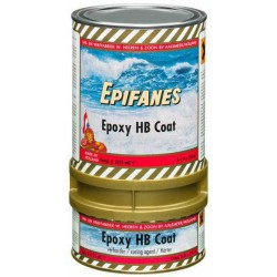 Epifanes Epoxy HB Coat zwart 4L VE1