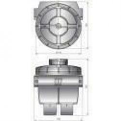 Filter koelwater slangaansluiting 19,1mm