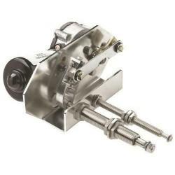 Ruitenwissermotor 12V, 75W korte as heavy duty