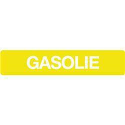 STICKER GASOLIE