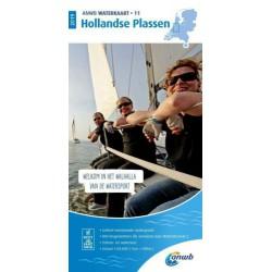ANWB Waterkaart 11. Hollandse Plassen 2019