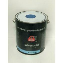 Boero Scirocco NL Dark Blue Antifouling 2,5 l