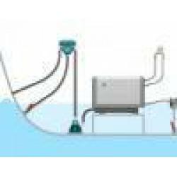 WATER-GASSCHEIDER 40-40-40MM DELTA