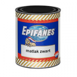 Epifanes Matlak zwart 750ml VE1