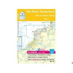 NV Atlas Nederland NL 4 - Rijn en Maas Delta