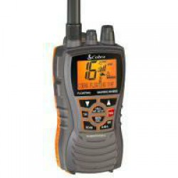 COBRA HANDHELD VHF-ATIS 350 FLOATING