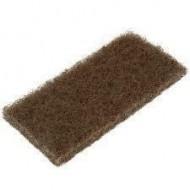 Deckmate Scrubpad | coarse | brown | 2-pack