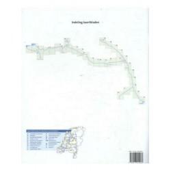 ANWB kaart W - Noord-Brabant