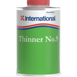 Thinner No.9 Verdunning 1lt