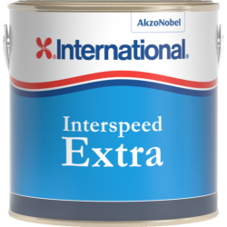 Interspeed Extra Black 0,75 lt